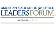 2017 AAJ Leaders Forum Member Patron